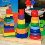 brick a Brack Stack at Whitworth Childrens Toddler Nusery