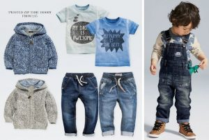 Younger Boys Clothing Collection